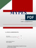 Clase Mypes