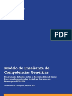 Modelo de Ensenanza en Competencias Genericas (3)