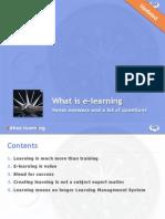 eLearning presentation