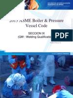Clase 5-Asme Ix -Parte 2 -2014 Simplificada
