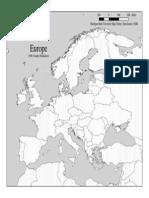 Map Quiz _4- Europe Map