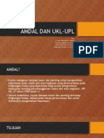 Amdal Dan Ukl-upl