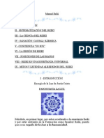 Manual de Reiki Hasta NivelIII