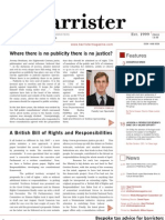 Barrister Magazine issue 41
