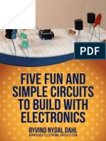 Five Fun and Simple Circuits