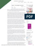 L'Ecologia Integrale_1 - Un Paradigma Concettuale