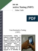 Non Destructive Test