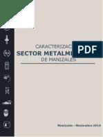 Caracterización empresas metalmecánica