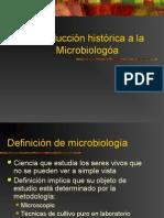 Microbiología Historia