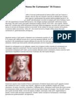 """RECENSIONE """"La Mossa De Cartomante"""" Di Franco Matteucci"""