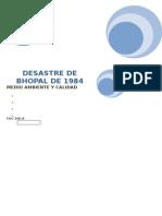 DESASTRE DE BHOPAL DE 1984.docx