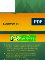 what are germs