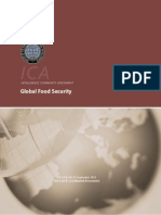 National Intelligence Council - Intelligence Community Assessment - Global Food Security - 22 September 2015