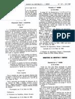 Embalagem e Materiais - Legislacao Portuguesa - 1988/05 - DL nº 193 - QUALI.PT