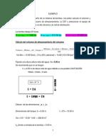 Calculo Del- Vol Carcamo- CDT & NPSHR