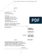 Hickox v Christie Complaint