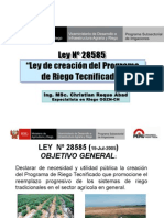 2. Ley 28585 y Modificatorias.ppt