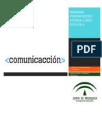 Dossier Comunicacción 2015-2016