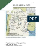 La Conquista Del Río de La Plata