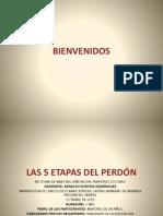 Las 5 Etapas Del Perdon Octubre