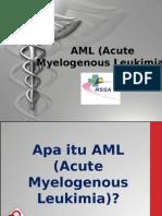 AML (Acute Myelogenous Leukimia)