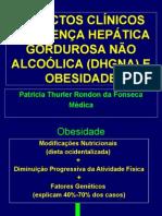 Aspectos Clínicos Na Dhgna e Obesidade Final