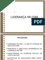 Aulas de Liderança Militar