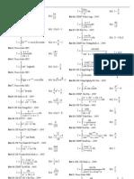 Bài tập tích phân DHCD từ 2005 đến 2008