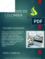 Voonder de Colombia