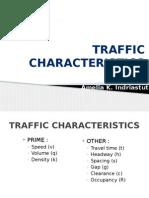 RLL Traffic Characteristic Part1