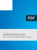 Growing Beyond Xsan