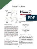 Óxido nítrico sintasa