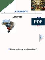 Cap 1.1 - Resposta Logistica Às Alterações No Ambiente