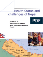 Health Challenges of Nepal