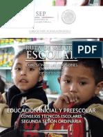 SEGUNDA SESIÓN DE CTE PREESCOLAR 2015 2016