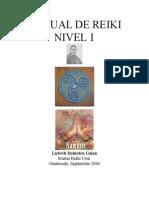 Manual de Reiki Usui I