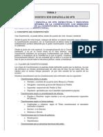 La Constitucion Espanola 01