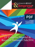Revista Congreso Mundial Chile 2014