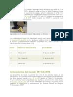 Analisis Decreto 1072 de 2015