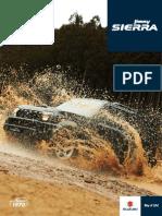 Suzuki Jimny Brochure Australia