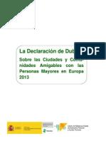 Declaracion de Dublin