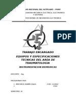 TRAUMATOLOGIA -