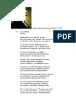 Poemas Jose de Diego