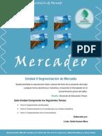 Unidad II Segmentacion d Mercados