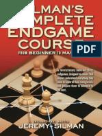 Jeremy Silman - Silmans Complete Endgame Course