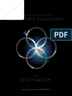 The Great Unteaching of Organismic Philosophy and Biotheism