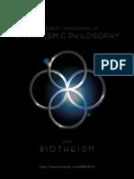 The Great Unteaching of Organismic Philosophy and Biotheism
