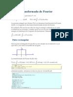 Transformada de Fouriermb