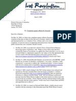 Alberto R. Gonzales advocacy of torture Addendum Bar Complaint