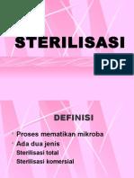 sterilisasi pangan
